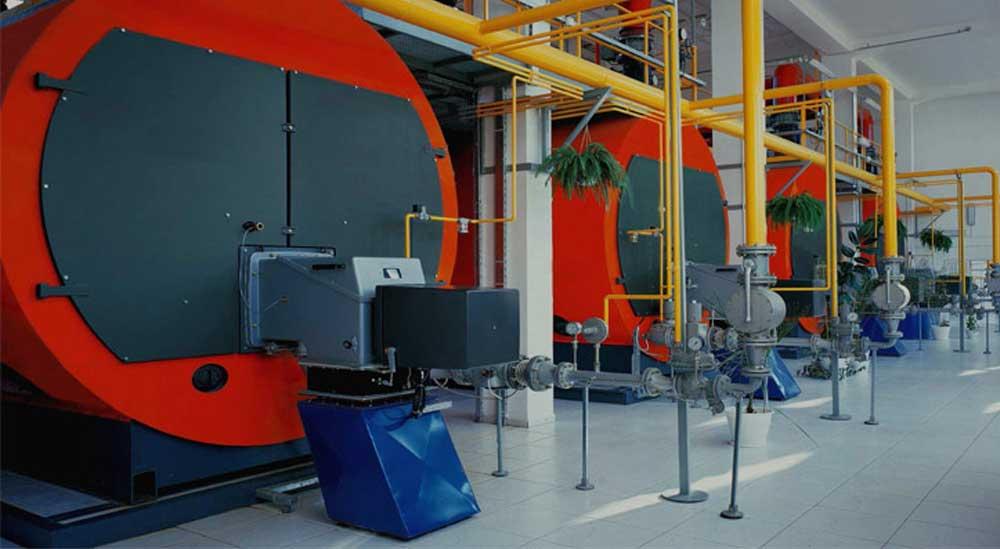 Maintenance de corps de chaudières industrielles