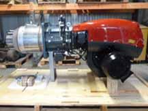 Maintenance de brûleurs Bas Nox Riello RS 650